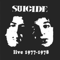Suicide - Live 1977 - 1978 Box Set